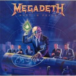 Megadeth – Rust In...