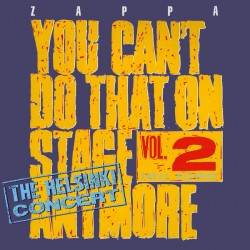 Zappa Frank – You Can't Do...