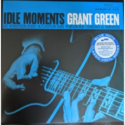 Grant Green – Idle Moments...