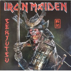 Iron Maiden – Senjutsu...