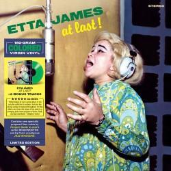 James Etta – At Last! |2021...