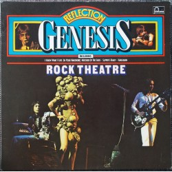 Genesis – Rock Theatre 1975...