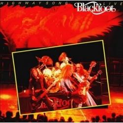 Blackfoot – Highway Song Live|1982   ATCO RecordsATC 50910