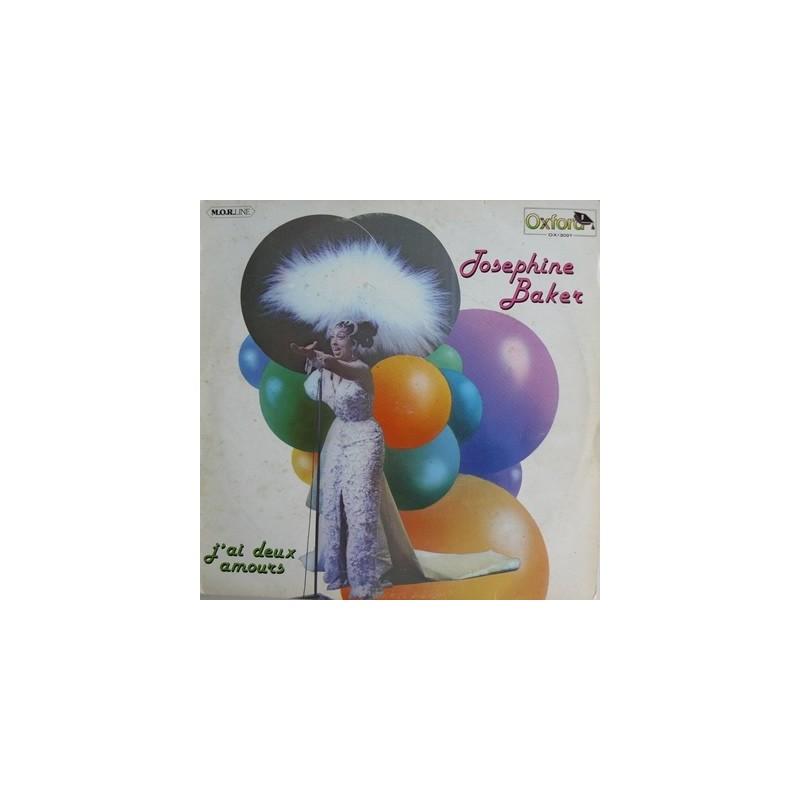 Baker Josephine – J&8217Ai Deux Amours|1978   Oxford – OX/3097