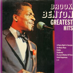 Benton Brook &8211 Greatest hits|1985 Bellaphon 23007062