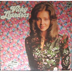 Leandros ‎Vicky – Vicky Leandros|1972 Philips 6303 042
