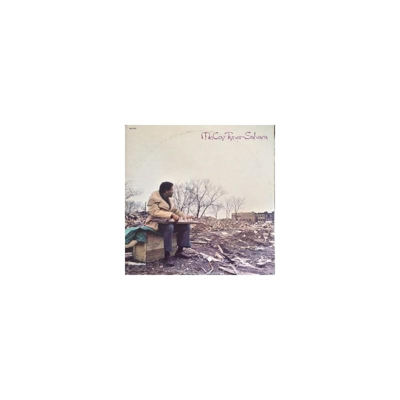 Tyner McCoy – Sahara|1972    Milestone Records – MSP 9039