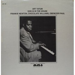 Tatum Art ‎– God Is In The House|1972    Onyx Records – ORI 205