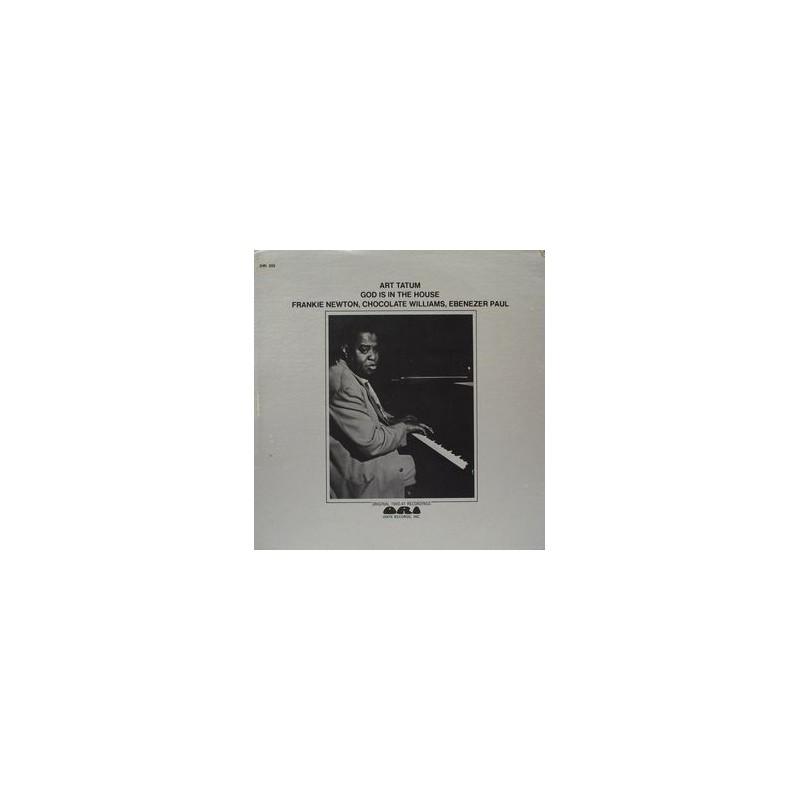 Tatum Art – God Is In The House 1972    Onyx Records – ORI 205