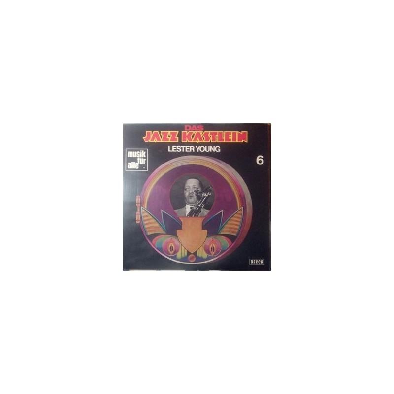 Young Lester – PREZ &8211 Kansas City Six|Decca – ND 475-Das Jazz Kästlein – 6