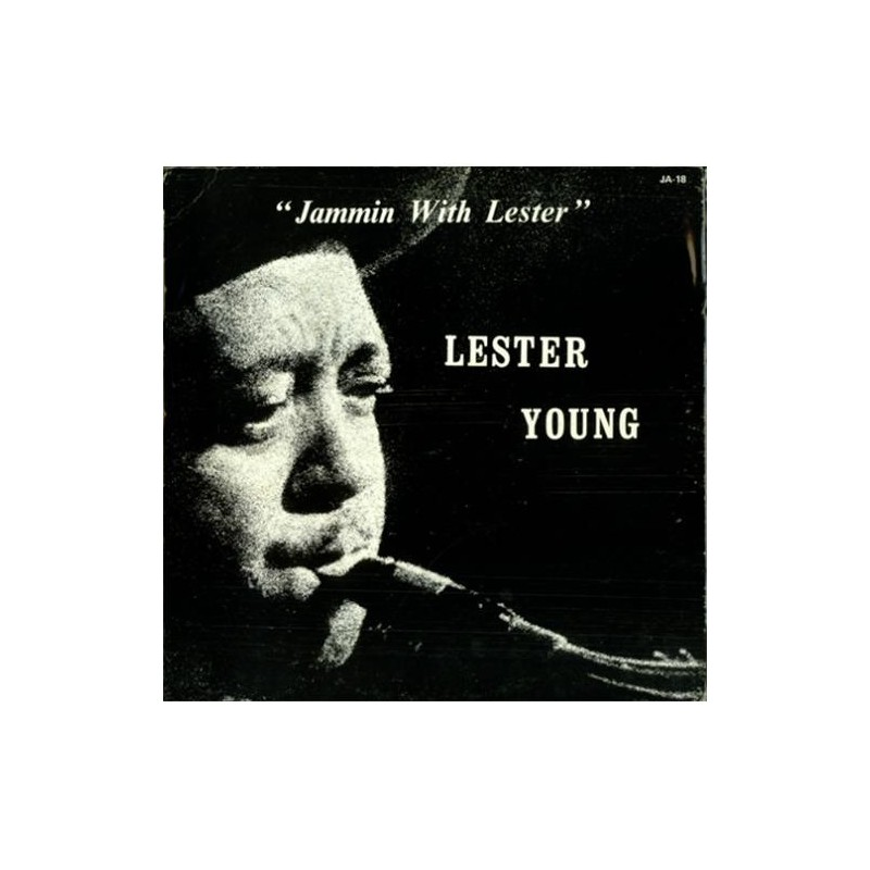 Young Lester ‎– Jammin With Lester|1974     Jazz Archives ‎– JA-18
