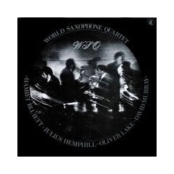 World Saxophone Quartet – W.S.Q. 1981    Black SaintBSR 0046
