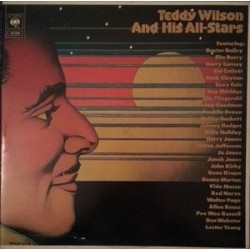 Wilson ‎Teddy – Teddy Wilson And His All-Stars|1973 Columbia ‎– KG 31617