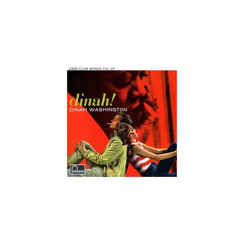 Washington Dinah – Dinah!|1966     Fontana – 883 275 JCY