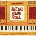 Various – Ragtime Piano Roll|1954 London Records – AL 3515- 10&8243Record- Mono