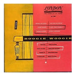 "Various Artists - ""Pioneers Of Boogie Woogie""
