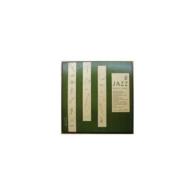 Various – Jazz Volume 6: Chicago No. 2|1952    Folkways Records – FP 65