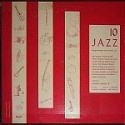 Various ‎– Jazz Volume 10: Boogie Woogie|1953    Folkways Records ‎– FP 73