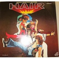 Hair (Original Soundtrack Recording)|1979   RCA ‎– 38 833-0