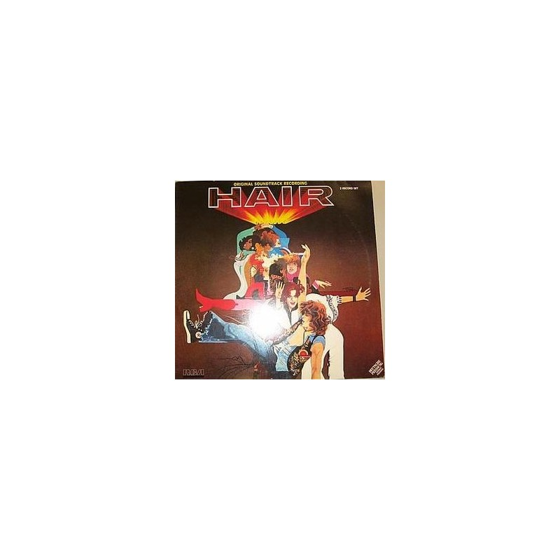 Hair (Original Soundtrack Recording) 1979   RCA – 38 833-0