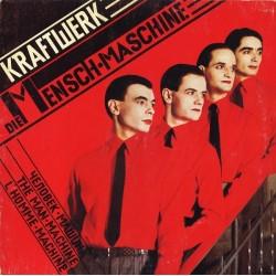 Kraftwerk – Die Mensch·Maschine|1978    EMI-1C 058-32 843