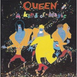 Queen ‎– A Kind Of Magic|1986     EMI -062-24 0531 1