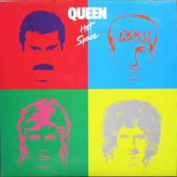 Queen ‎– Hot Space|1982/2009    EMI, Parlophone-509999 6 84864 1 9