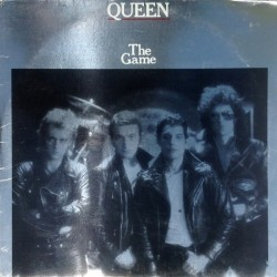 Queen ‎– The Game|1980    EMI Electrola- 1C 064-63 923