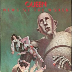 Queen ‎– News Of The World|1977         EMI Electrola	1C 064-60 033
