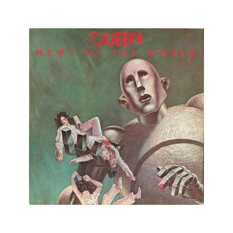 Queen – News Of The World|1977         EMI Electrola1C 064-60 033