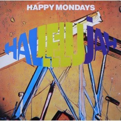 Happy Mondays ‎– Hallelujah|1990 Rough Trade RTD 143