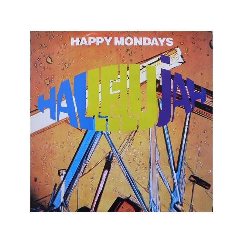 Happy Mondays – Hallelujah|1990        Rough TradeRTD 143