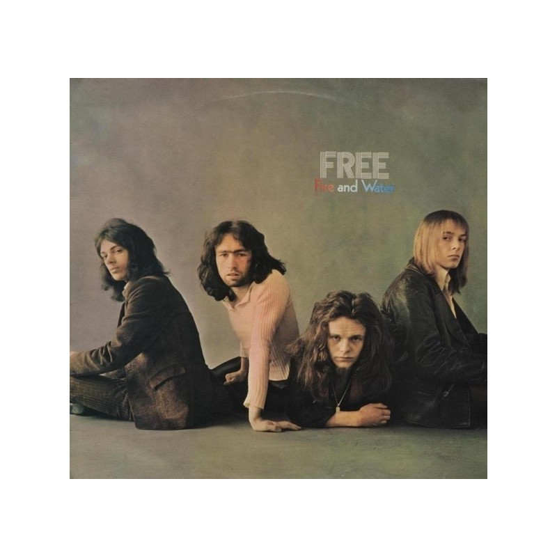 Free ‎– Fire And Water|1970    Island Records	88 019
