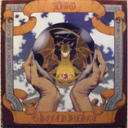 Dio – Sacred Heart|1985      Vertigo824 848-1
