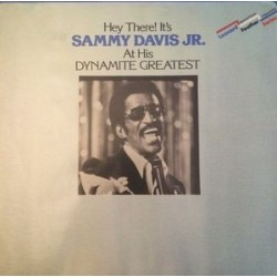 Davis Sammy Jr. ‎– Hey There! It's Sammy Davis Jr. At His Dynamite Greatest|MCA Records ‎– MCA2-4109