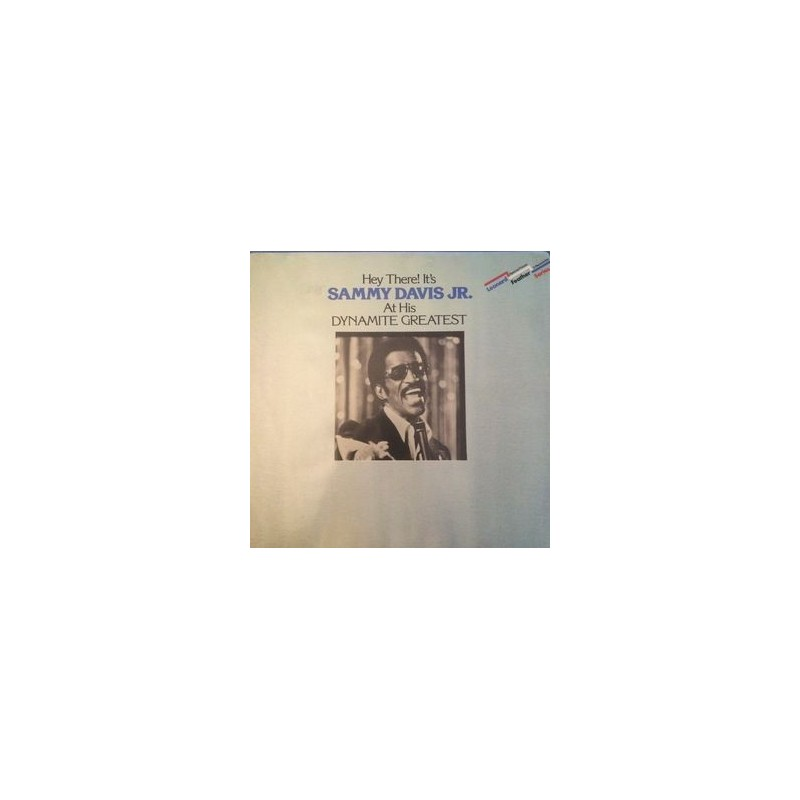 Davis Sammy Jr. ‎– Hey There! It&8217s Sammy Davis Jr. At His Dynamite Greatest|MCA Records ‎– MCA2-4109