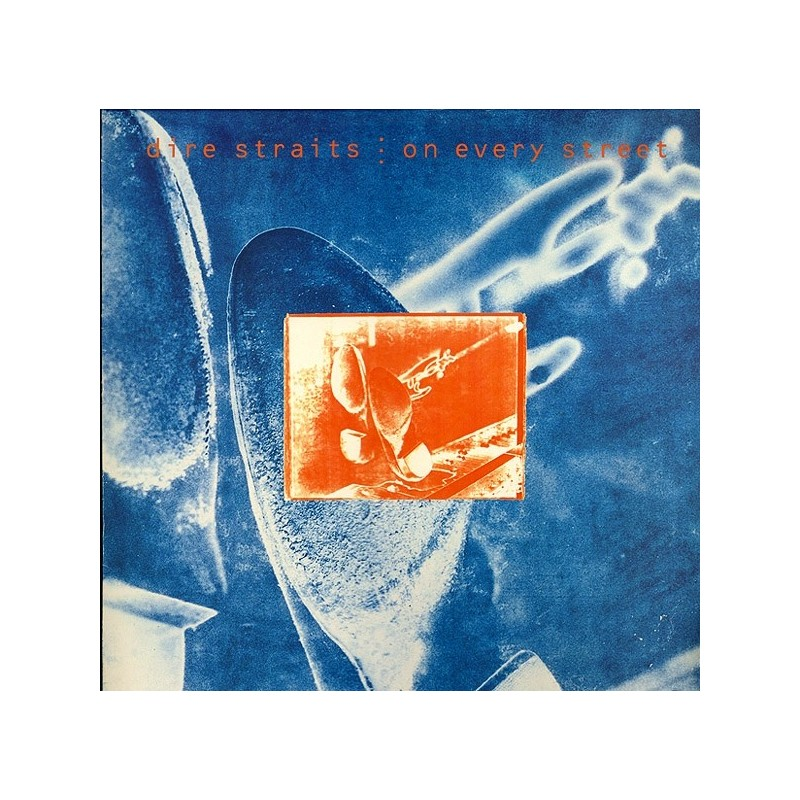 Dire Straits – On Every Street|1991      Vertigo – 510 160-1