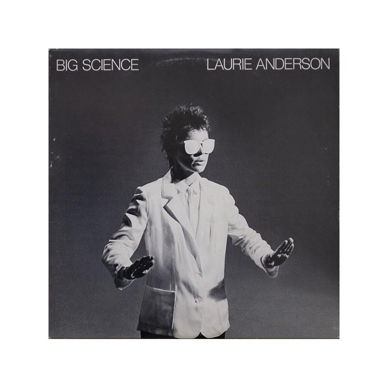 Anderson Laurie – Big Science|1982     Warner 57 002
