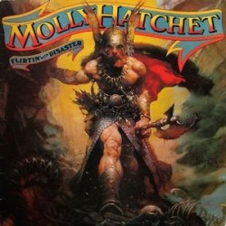 Molly Hatchet ‎– Flirtin&8216 With Disaster|1979     Epic	 EPC 83791