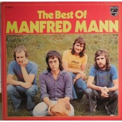 Mann ‎Manfred – The Best Of|1978     Philips ‎– 34431 7