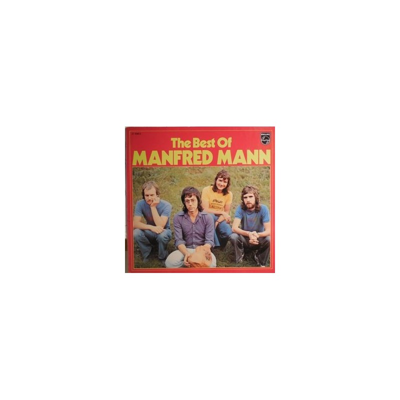 Mann Manfred – The Best Of|1978     Philips – 34431 7