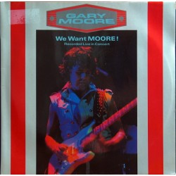 Moore ‎Gary – We Want Moore!|1984 10 Records 302 469