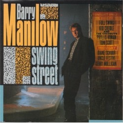 Manilow ‎Barry – Swing Street|1987 Bertelsmann Club 15467 4