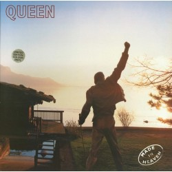 Queen ‎– Made In Heaven|1985 Parlophone ‎– 7243 8 36088 1 2-Limited Edition, White Vinyl