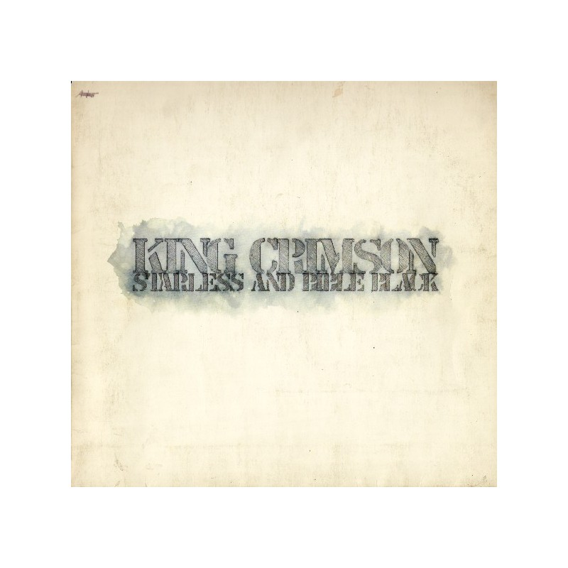 King Crimson – Starless And Bible Black 1974     Island Records – 87 751 IT