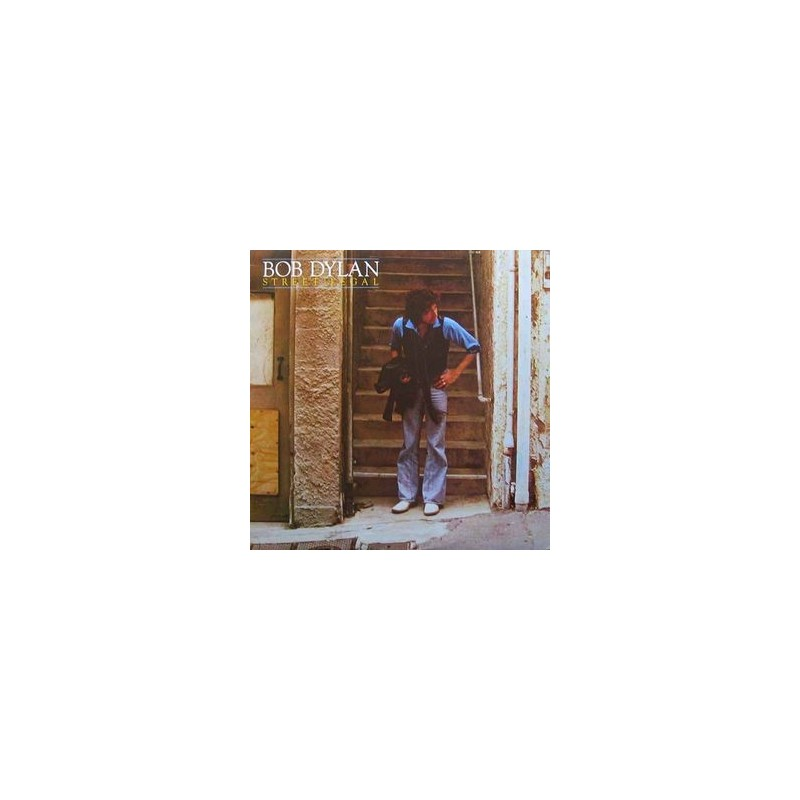 Dylan Bob – Street-Legal 1978   CBS 86067