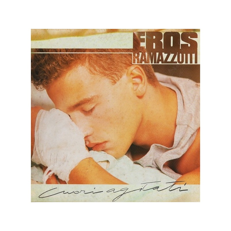 Ramazzotti Eros – Cuori Agitati|1985    Ariola206 814