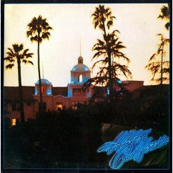 Eagles ‎– Hotel California|1976 Asylum Records AS 53 051