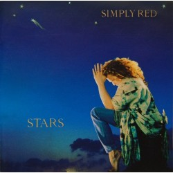 Simply Red ‎– Stars|1991 EastWest 9031-75284