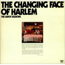 Various ‎– The Changing Face Of Harlem|1976 Savoy Records ‎– SJL 2208